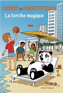 livre panda enfant