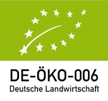 Bild: DE-ÖKO-001 EU-Landwirtschaft