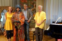 Orient trifft Okzident, Burg Perchtoldsdorf, Oktober 2016