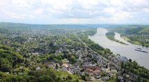 Bad Honnef am Rhein ist ein tolles Ziel für Ihre Ferien im Siebengebirge.