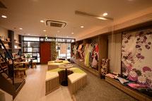 ミヤケ写真館 1階衣装・写真セレクト