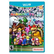 Mario Party 10 (WII U) disponible ici.