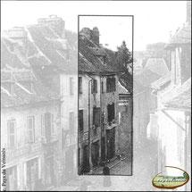 Maison natale de Marcellin Boule - Cl. O. Pin - Ed. Laborie - Carte postale ancienne (détail) - Coll.BC/Musée du Veinazès