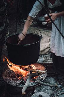 conte sur l'eczéma : la potion