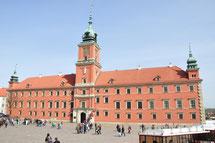ワルシャワ(旧)王宮