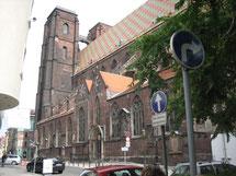 ヴロツワフ、聖マグダラのマリア教会