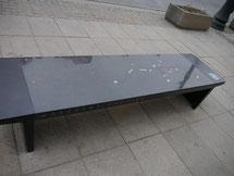 ワルシャワ ショパンのベンチ