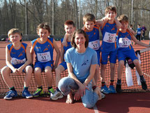 buchsi-athletics am Regionalfinal des UBS Kids Cup in Bern