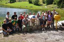 Lehrlingslager DAG 2011