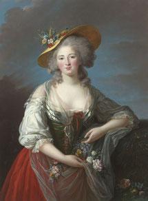 Élisabeth de France (1764-1794) dite Madame Élisabeth.