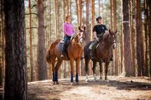 конный квест, конное приключение
