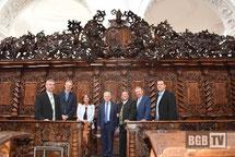Albert Kern, Gerhard Schwandl, Notburga Astleitner, Josef Pühringer, Erwin Kastner, Viktor Sigl, Gerhard Fornwagner