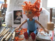 Lisa prend forme en volume sous les doigts du sculpteur Christophe Kiss - Ge