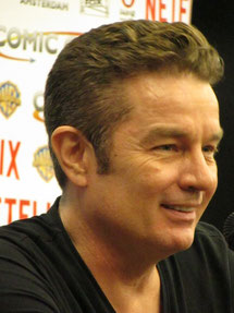 James Marsters at Comic Con Amsterdam
