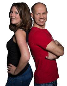 Linda Keßler & Markus Thom, Foto: Christian Gsell