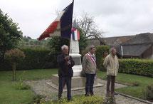 De gauche à droite : Jacques Cernet, Jean-Yves Roulot et Bruno Lahouati.