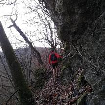 Wanderweg Dachskaul Mörsdorf