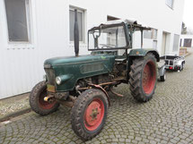 Fendt Farmer 3S, 45 PS, Bj. 1966