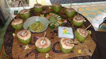 6. Dezember 2014: eine balinesische Adventsfeier