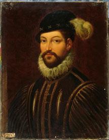 Gabriel deLorges,comte de Montgomery, par Feron Eloi Firmin. (Source : Wikipedia)