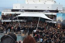 Full Metal Cruise 3, Hamburg, Mats Nelson, Mein Schiff 1