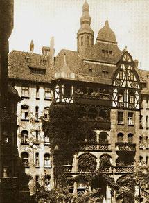 Häuser des Vaterländischer Bauvereins