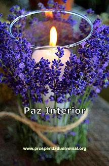 CÓMO HALLAR LA PAZ INTERIOR   Una de las cosas que la gente necesita y desea es la Paz Interior.