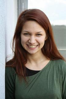 Portrait Raffaela Gras