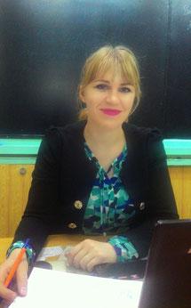 Педагог-психолог Чабан Анна Васильевна