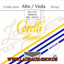 Corelli Alliance - Saiten für Violine