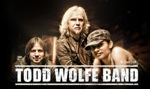 Todd Wolfe Band unterwegs in Europa (Foto: Dan Hill)
