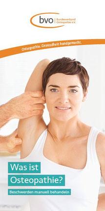 Osteopathie: Selbstheilungskräfte aktivieren