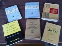 Algunas de las gramáticas con las que estudiaron otros alumnos como tú...
