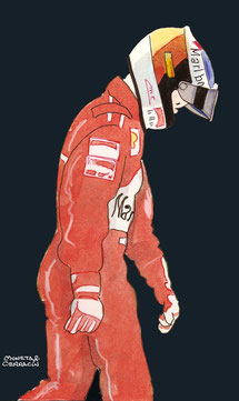 Michael Schumacher.by Muneta & Cerracín