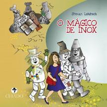 portugiesisches Kinderbuch O Magico de Inox