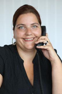 Christa Guggisberg, stellvertretende Leiterin Zahlstelle Biel.