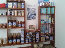 L'épicerie fine du comptoir breton à Grenoble