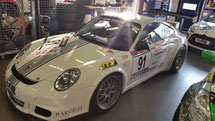 Porsche 997 GT3 CUP Nürburgring