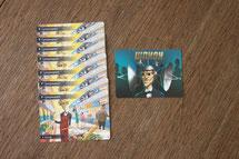 """Kartenset """"Supermarkt"""" aus dem Spiel Spyfall / Agent Undercover"""