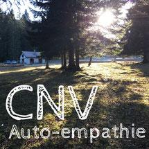 aut-empathie et auto-compassion en  CNV