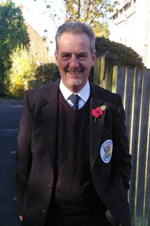 Steve Hill - Treasurer