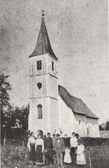 Stara crkva u Bukovici