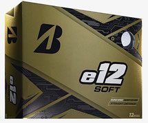 Bridgestone e12, Bridgestone e12 Golfbälle, Bridgestone Golfbälle, Logo Golfbälle