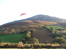 la crête du BAIGURA par la vallée d'ELUET