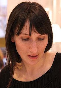 Catherine Meurisse au Salon du livre de Paris en mars 2010 [Licence creative commons]