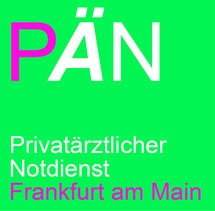 Logo Privatärztlicher Notdienst Frankfurt am Main
