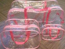 набор из трёх сумок в роддом