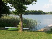 Masurischer Landschaftspark mit Fahrrad und Kajak, Ermland und Masuren, Polen