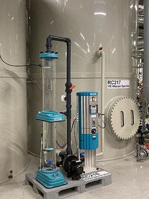 Ozonanlage, Ozongerät, Ozonmischer