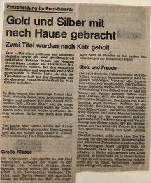 Dürener Nachrichten Juli 1980